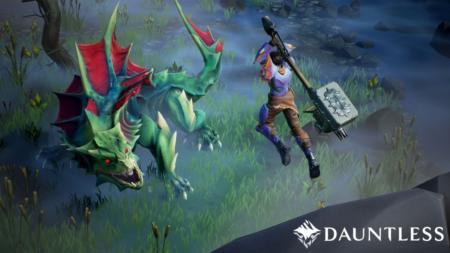 Dauntless — Европейски ответ Monster Hunter