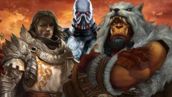 Ты помнишь как все начиналось? или эволюция жанра MMORPG