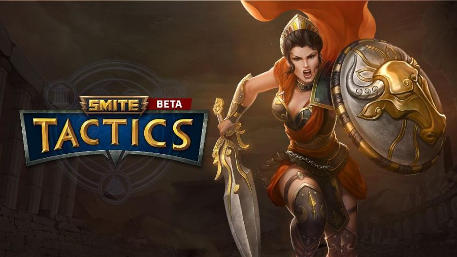 SMITE Tactics: Веди свою божественную армию в бой!