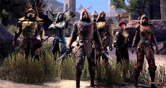 The Elder Scrolls Online: куда пойти куда податься