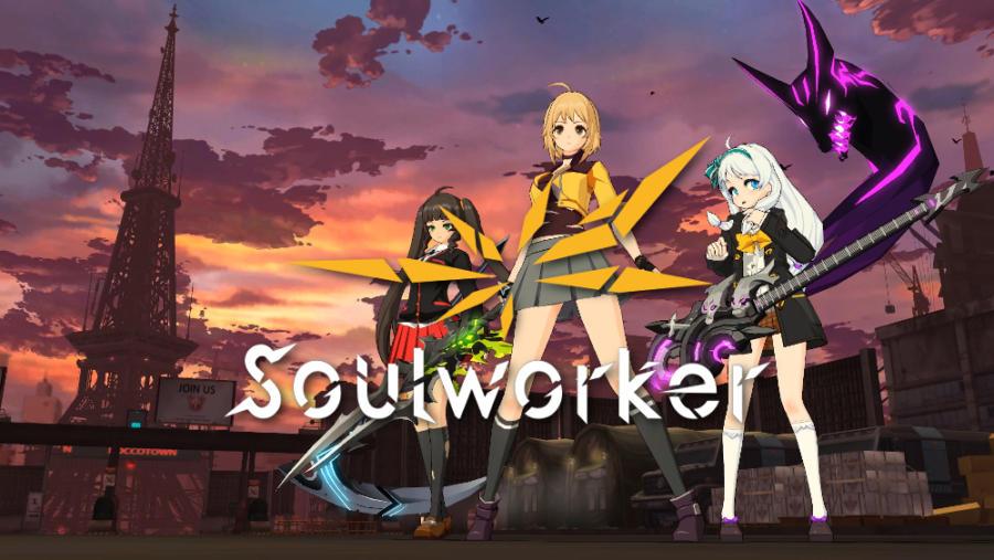 Soul Worker