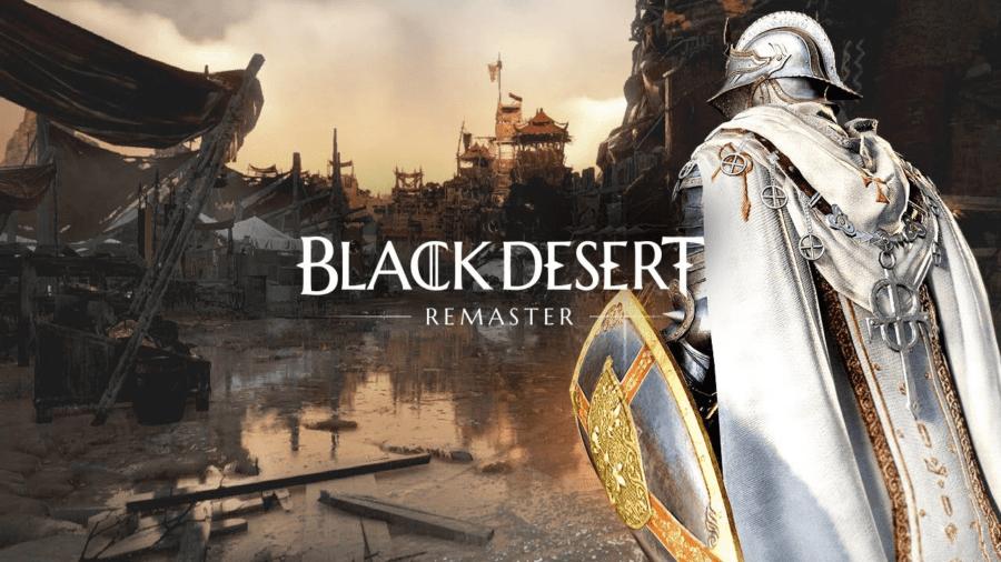 MMORPG Black Desert: идем к пустому трону