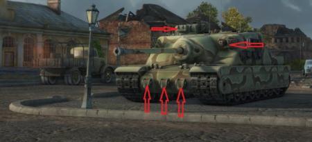 World of Tanks — Как пробивать танки?