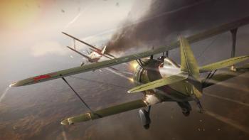 Истребители в War Thunder