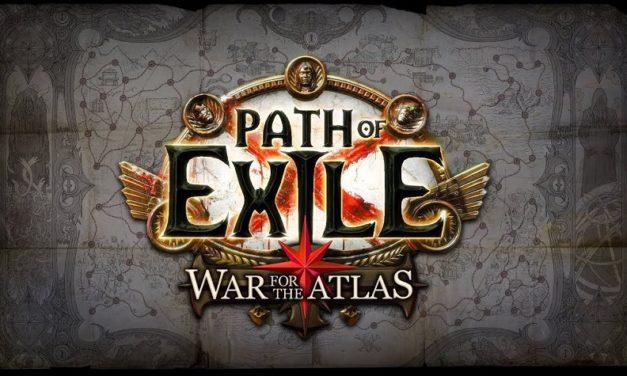 В path of exile появился бестиарий
