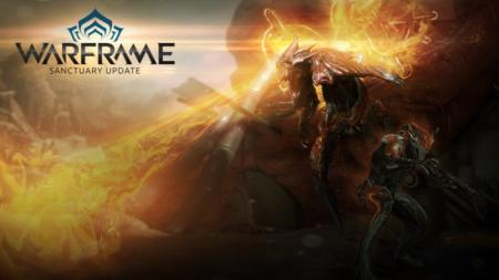 Еще Одно мощное дополнение для WarFrame