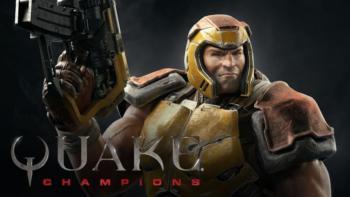 Quake Champions раздают бесплатно в честь Е3
