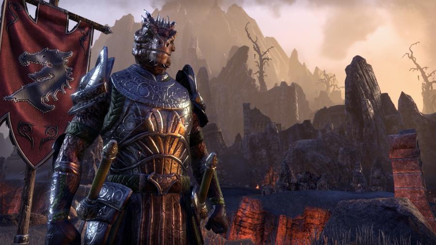 The Elder Scrolls Online: первое погружение или все сначала…