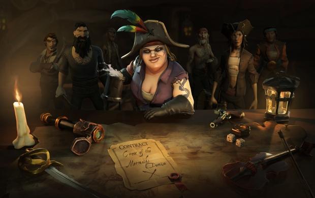 Sea of Thieves: Релиз и бутылка рома!