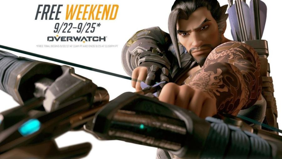 Уже скоро… Бесплатные выходные в Overwatch
