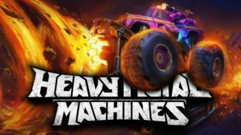 Heavy Metal Machines: Маленькие машинки с огромным потенциалом