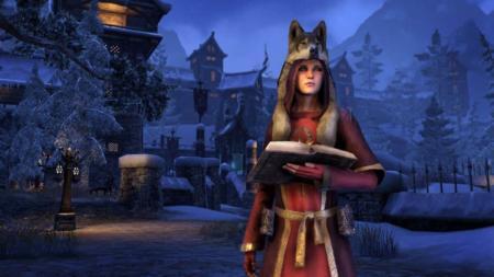 В The Elder Scrolls online стартует ивент Midyear Mayhem