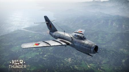 Основы игры истребителями в War Thunder