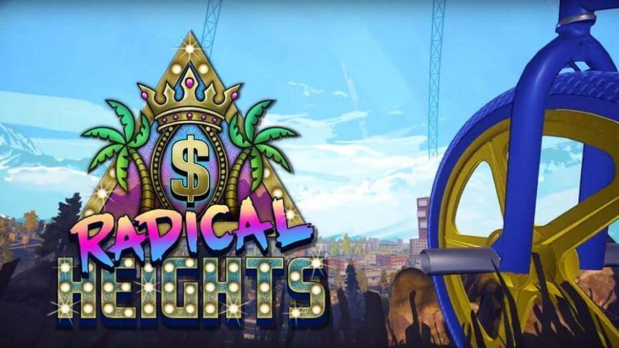 Radical Heights: Новая королевская битва в восьмидесятых!!