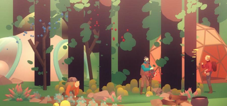 Seed — новая игра от создателей EVE Online