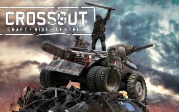 Обзор Crossout: Взгляд на бескрайние пустоши