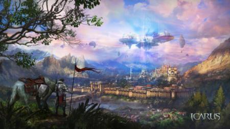 Обзор — Рассматриваем Icarus online classic