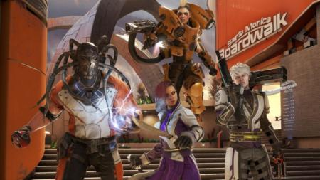 LawBreakers ждем free to play