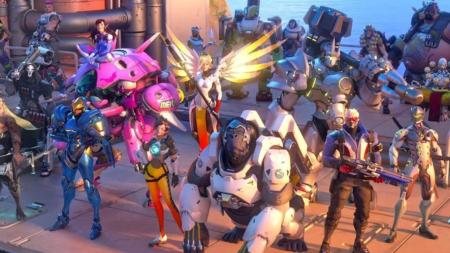 Очередные бесплатные выходные скоро стартуют в Overwatch