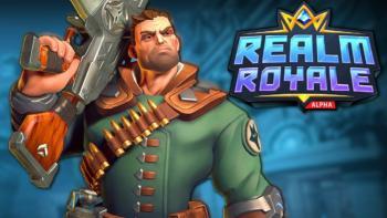 Realm Royale: пожауй лучшая королевская битва из бесплатных