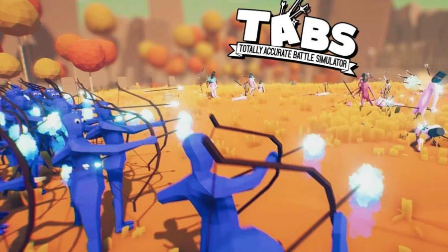 Totally Accurate Battlegrounds: Игра, которая перевернет игру!