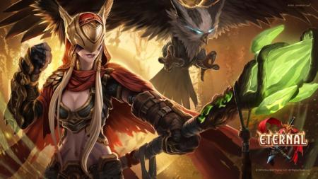Обзор Eternal card game : рассматриваем новы хит в мире карточных онлайн игр