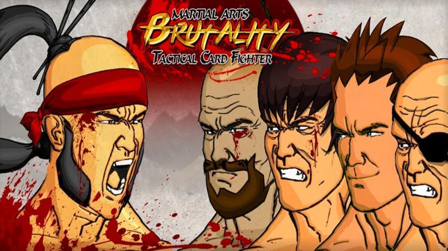 Martial Arts Brutality: заценил нечто необычное.