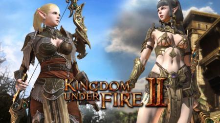 Закрытый тест Kingdom Under Fire 2 начался!