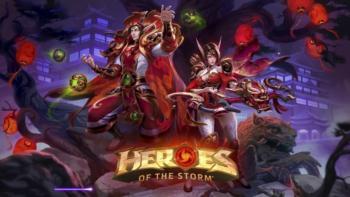 Лунный Фестиваль 2018 в Heroes of the Storm