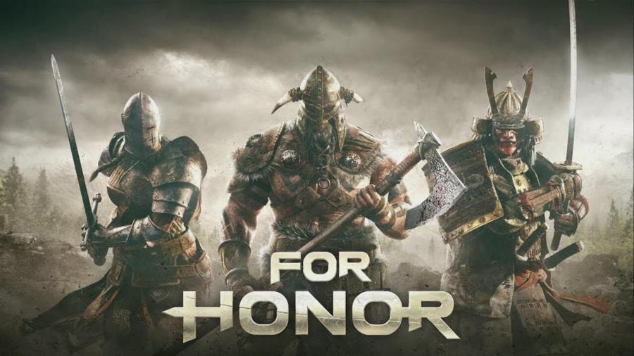 For Honor можно забрать бесплатно в Uplay