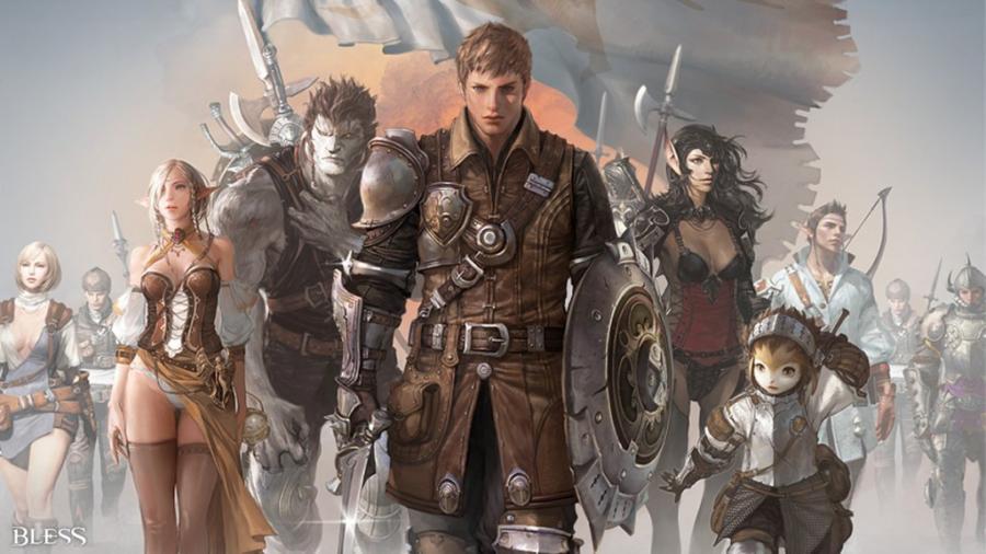 Почему MMORPG все еще в тренде?!