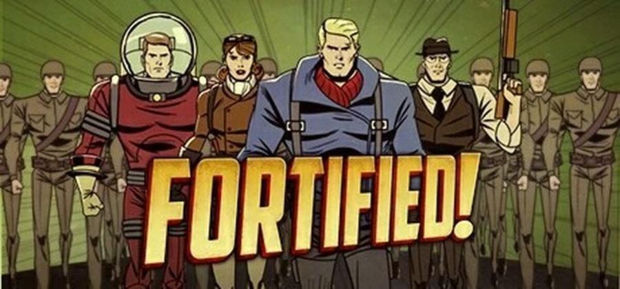 Сейчас вы можете совершенно бесплатно получить Fortified