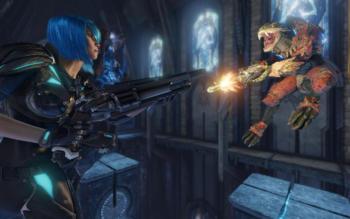 Игра Quake Champions перешла на модель Free-to-Play!