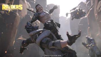В Raiders of the Broken Planet можно играть бесплатно в Steam