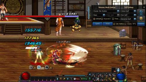 Dungeon Fighter Online классика beat 'em up теперь и в MMO