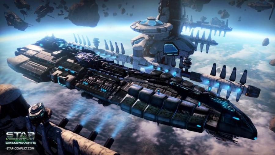 Обзор — Покоряем новые горизонты в Star Conflict