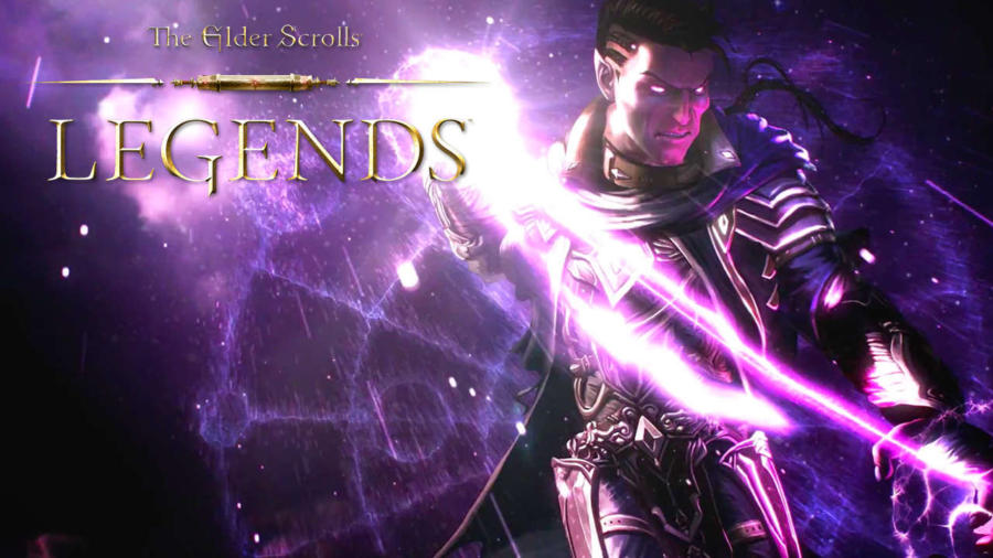 Карты, деньги и The Elder Scrolls: Legends