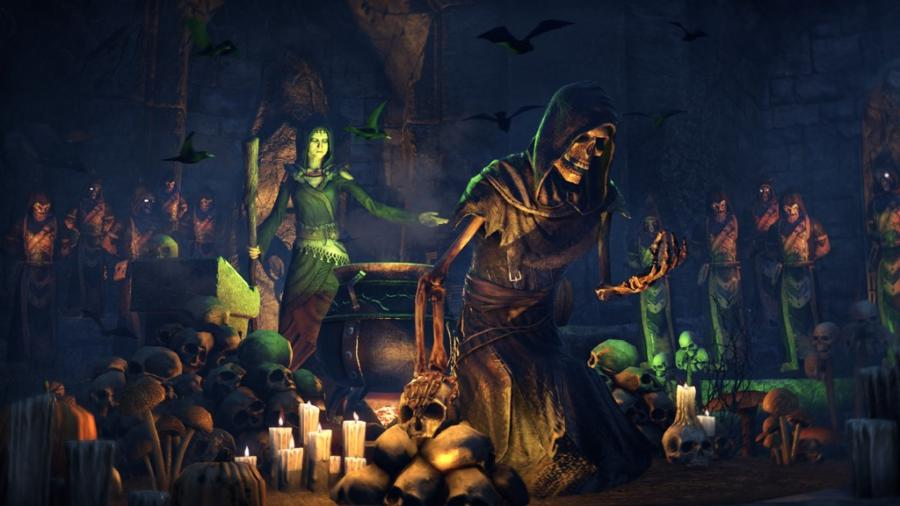 Witch festival The Elder Scrolls Online