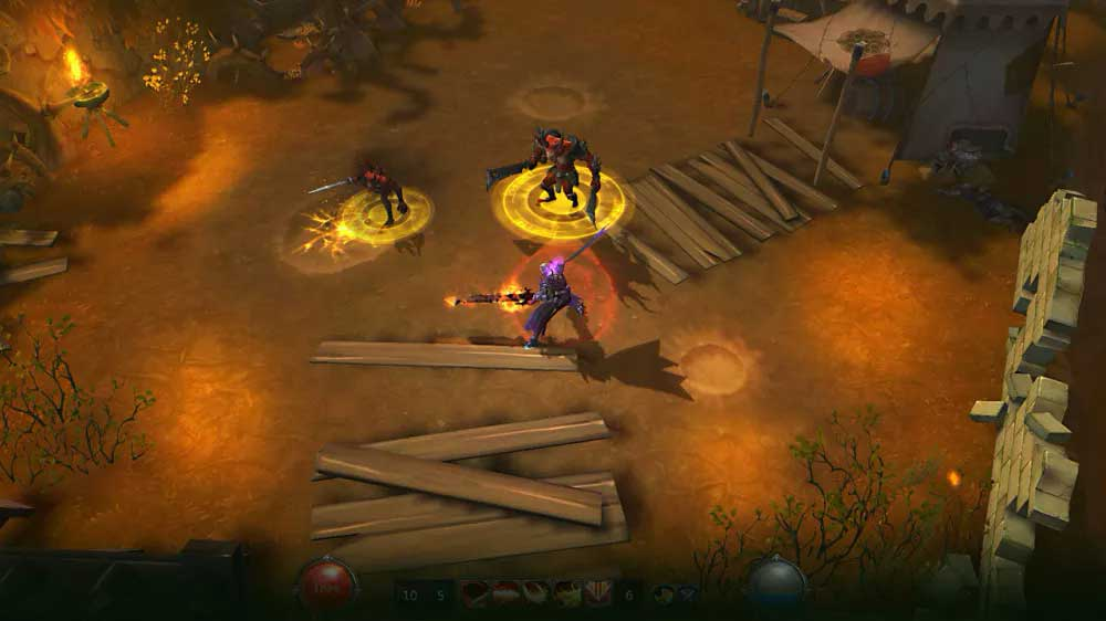 Скриншот игры