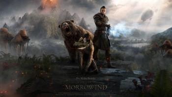The Elder Scrolls online: Варден (страж) — делаем друида