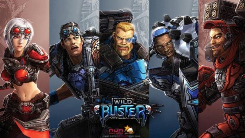 Wild Buster — Sci- Fi Diablo!