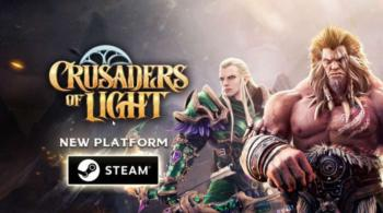Crusaders of Light вышла в Steam