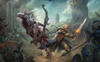 Новые расы World of Warcraft появятся в обновлении 8.1