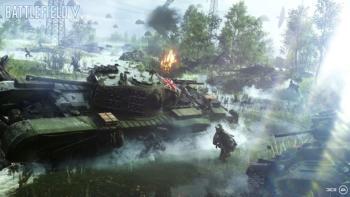 Какие улучшения ждут Battlefield V к релизу?