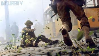 Странная цензура в Battlefield V озадачила игроков