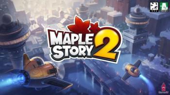 Официальный релиз экшн игры MapleStory 2