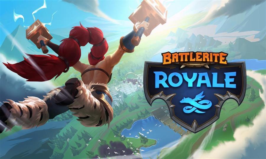 Анонс даты ЗБТ и раннего доступа Battlerite Royale