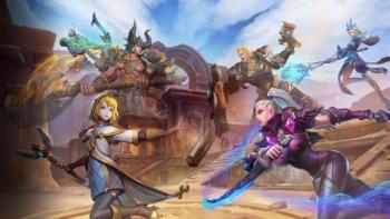 Новая MOBA от NetDragon — Endless Battle