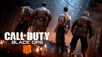 Call of Duty: Black Ops 4 новый геймплейный трейлер