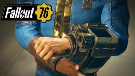 В конце октября стартует бета Fallout 76